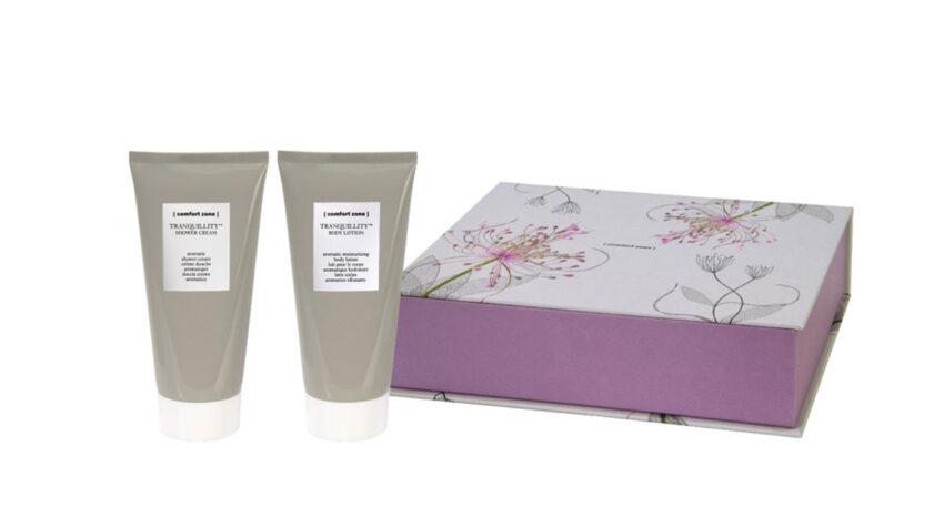 Umweltbewusste Wellness: Die Verpackungen werden CO2-neutral hergestellt.