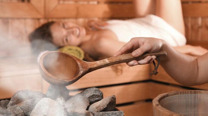 Gönnt euch eine Auszeit in den Saunen des THE GRAND SPA, denn: Schwitzen ist gesund!