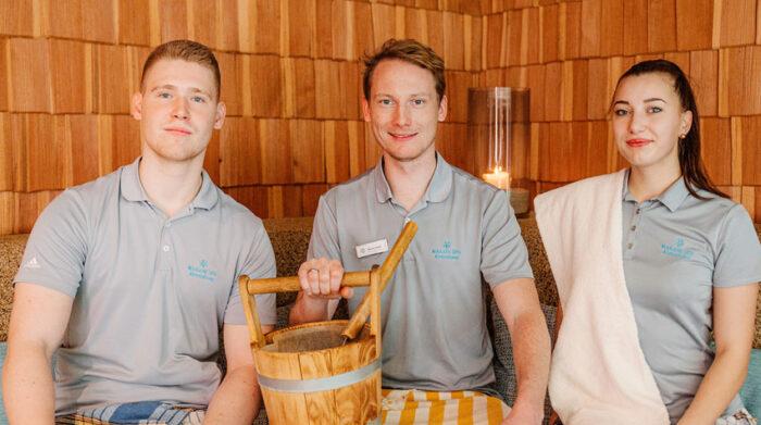 Abschalten und etwas für die Gesundheit tun: Das geht in der Sauna.