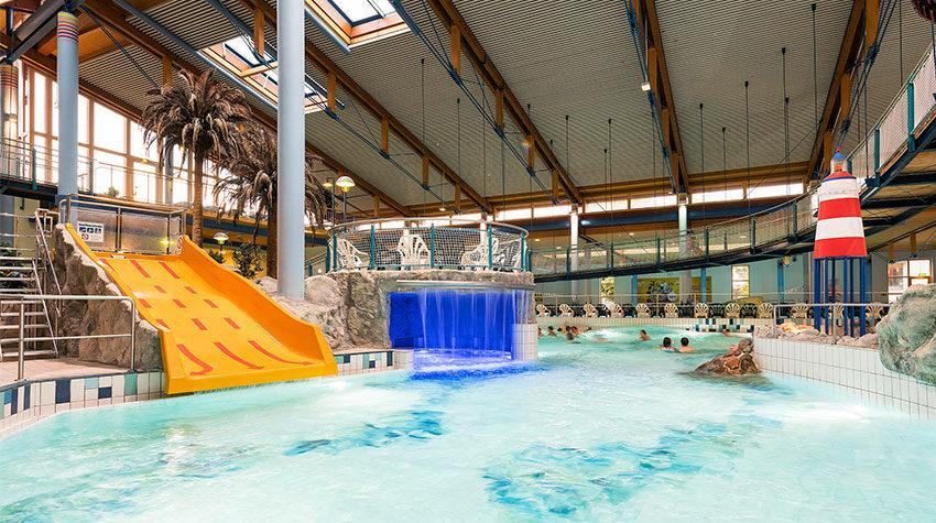 Eine gute alternative zum Ostseebaden ist ein Besuch im Wonnemar. © Wonnemar