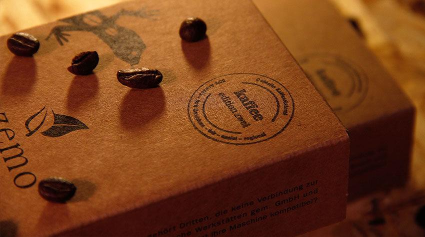 Auch beim Kaffee wird auf faire und nachhaltige Bedingungen geachtet. © rezemo
