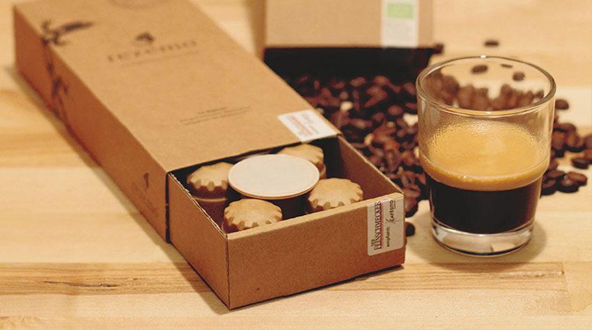 Der Kaffee von rezemo kann auch geschmacklich punkten. © rezemo