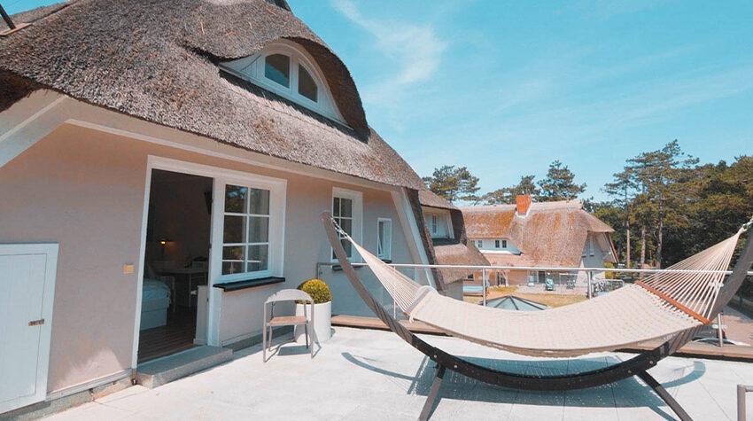Wie wäre es mit einem Ostseeurlaub im STRANDHAUS Ahrenshoop?