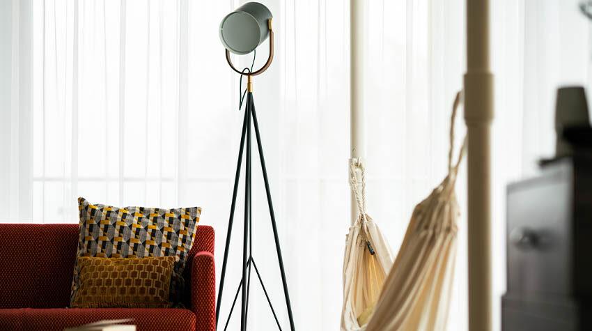 Entspannung pur: Die Designrezept-Elemente tragen maßgeblich zu dem Hygge-Gefühl in den Relax Suiten bei. © THE GRAND Ahrenshoop