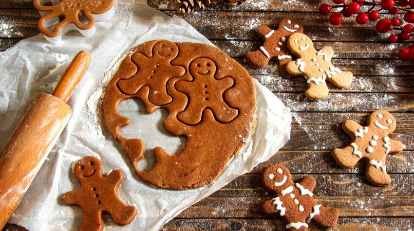 Der Lebkuchen unterscheidet sich von anderen Keksen durch eine Vielzahl an Gewürzen. © Shutterstock, Elena Cavallin