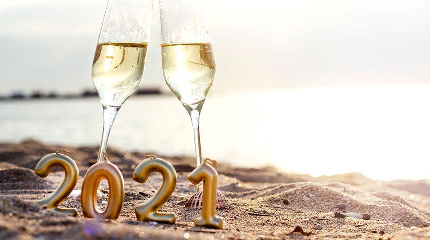 Wir wünschen euch ein frohes neues Jahr und einen guten Rutsch! © Shutterstock, AssiaPix