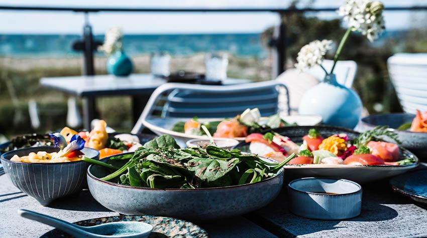 Ostseetypisch und panasiatisch gemischt: Im #herrhoshi gibt es ganz besondere Gerichte.